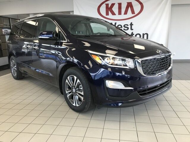 2019 Kia Sedona SX FWD 3.3L *BLIND SPOT DETECTION/REAR CROSS TRAFFIC ALERT/POWER DUAL SLIDING DOORS & LIFTGATE* Edmonton AB