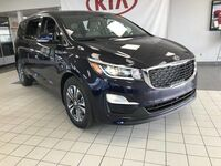 Kia Sedona SX+ FWD 3.3L *LEATHER HEATED SEATS/POWER MEMORY DRIVER SEAT & LUMBAR/BLIND SPOT DETECTION SYSTEM* 2019