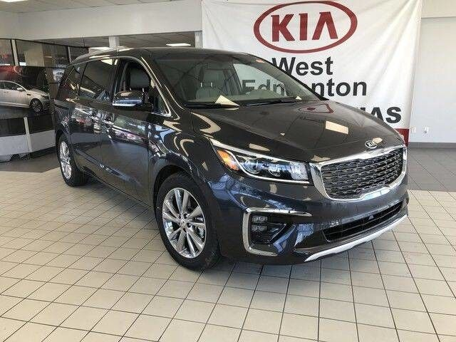 2019 Kia Sedona SXL+ FWD V6 *NAVIGATION/360 CAMERA MONITORING SYSTEM/LANE DEPARTURE WARNING* Edmonton AB