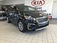 Kia Sedona SXL FWD V6 *PREMIUM NAPPA LEATER HEATED & COOLED FRONT SEATS/FRONT & REAR PARKING SENSORS/SUNROOF* 2019