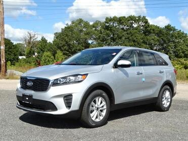 2019_Kia_Sorento__ South Attleboro MA