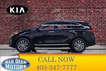 2019_Kia_Sorento_AWD SXL Limited Leather Roof 3rd Row Seating_ Red Deer AB