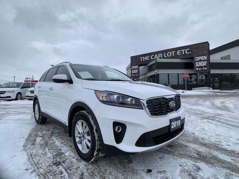 2019 Kia Sorento EX 7 PASSENGER, LEATHER HEATED SEATS ETC... 2.4 PREVIOUS DAILY RENTAL