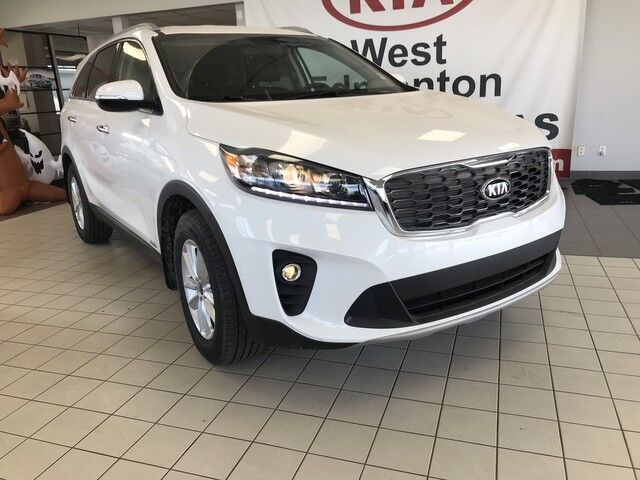 2019 Kia Sorento EX AWD 2.4L *BLUETOOTH/PUSH BUTTON START/LEATHER HEATED SEATS* Edmonton AB