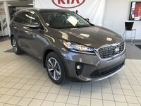 Kia Sorento EX+ AWD V6 7 SEATER *PANORAMIC SUNROOF/SMART POWER LIFTGATE/HEATED LEATHER FRONT SEATS & STEERING WHEEL* 2019