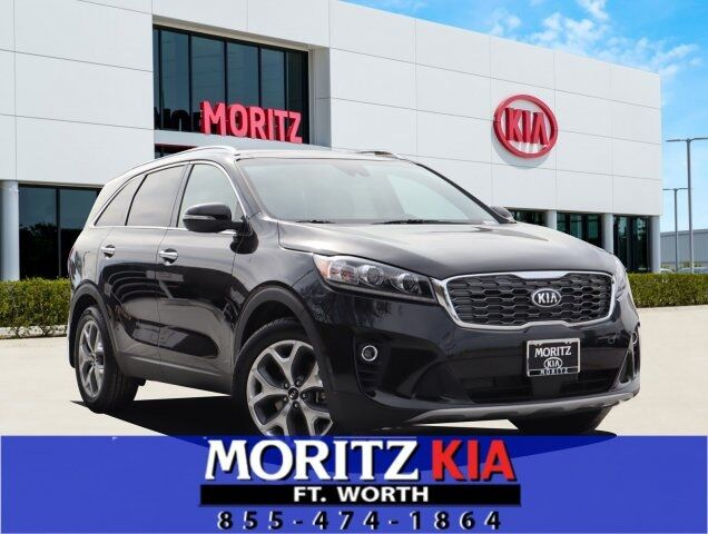 2019 Kia Sorento EX Sport Fort Worth TX