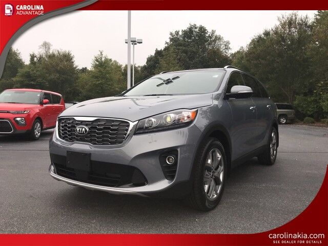 2019 Kia Sorento EX Sport V6 High Point NC