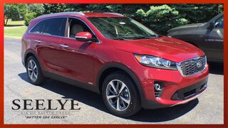 2019_Kia_Sorento_EX V6_ Battle Creek MI