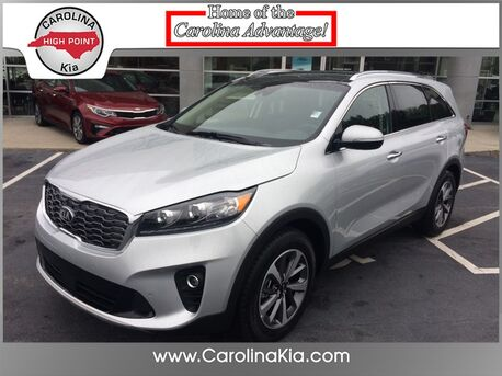 2019_Kia_Sorento_EX V6_ High Point NC