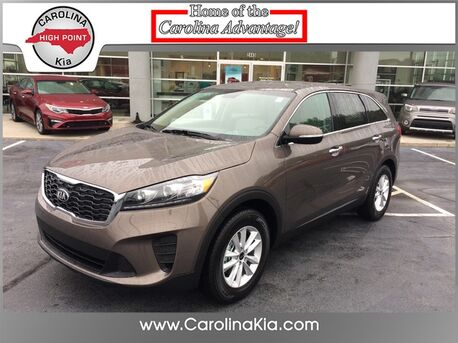 2019_Kia_Sorento_L_ High Point NC