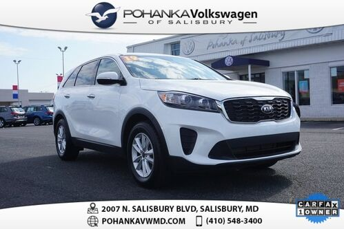 2019_Kia_Sorento_LX ** ONE OWNER ** THIRD ROW **_ Salisbury MD