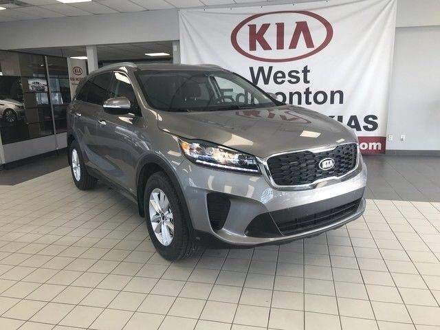 2019 Kia Sorento LX AWD V6 7 SEATER *HEATED CLOTH SEATS/BLUETOOTH/REARVIEW CAMERA* Edmonton AB