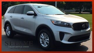 2019_Kia_Sorento_LX_ Battle Creek MI