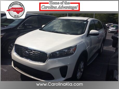 2019_Kia_Sorento_LX_ High Point NC