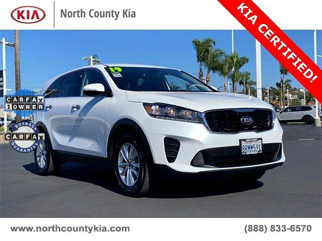 2019 Kia Sorento LX San Diego County CA