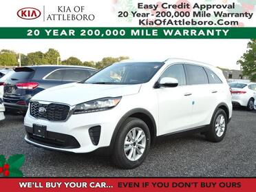 2019_Kia_Sorento_LX_ South Attleboro MA