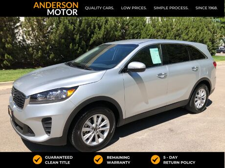 2019 Kia Sorento LX V6 FWD Salt Lake City UT