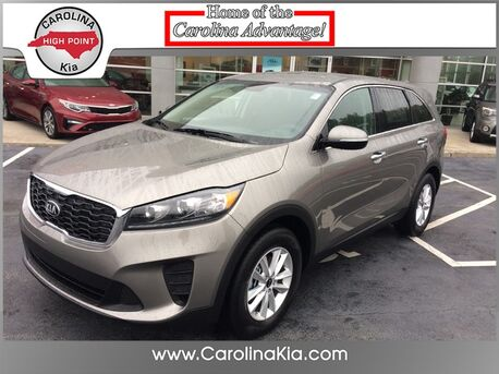 2019_Kia_Sorento_LX V6_ High Point NC