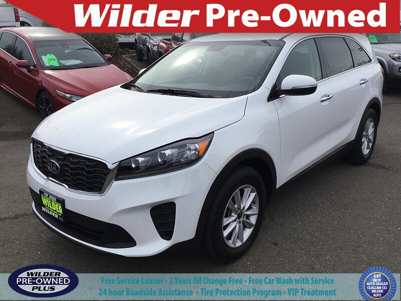 2019 Kia Sorento LX V6 Port Angeles WA
