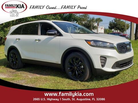 2019_Kia_Sorento_S_ St. Augustine FL