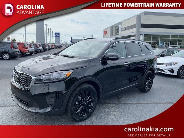 2019 Kia Sorento S V6 High Point NC