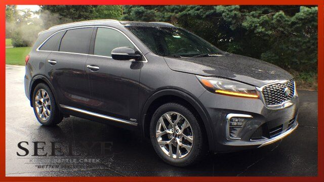 2019 Kia Sorento SX Limited V6 Battle Creek MI