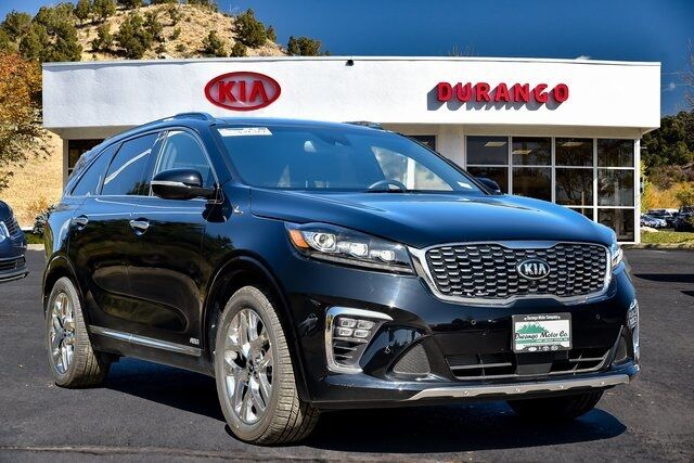 2019 Kia Sorento SX Limited V6 Durango CO