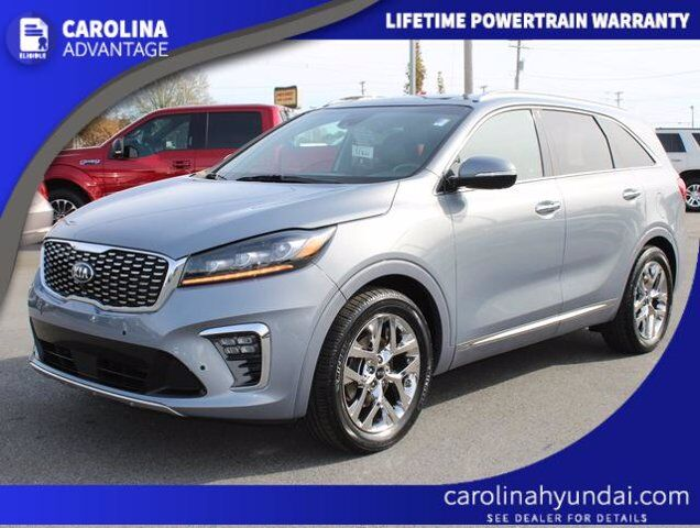 2019 Kia Sorento SX Limited V6 High Point NC