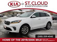 2019_Kia_Sorento_SX Limited V6_ St. Cloud MN