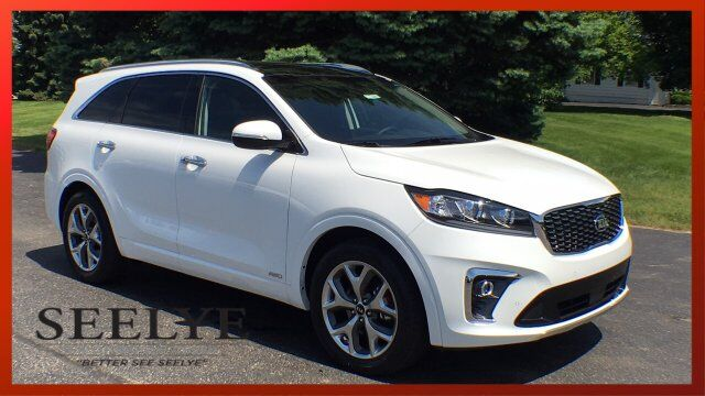 2019 Kia Sorento SX V6 Battle Creek MI