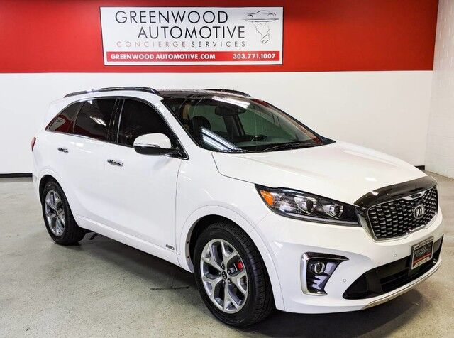 2019 Kia Sorento SX V6 Greenwood Village CO