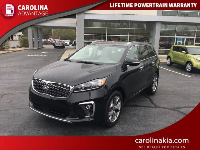 2019 Kia Sorento SX V6 High Point NC
