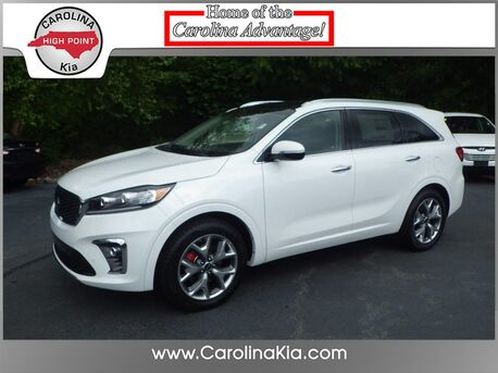2019_Kia_Sorento_SX V6_ High Point NC