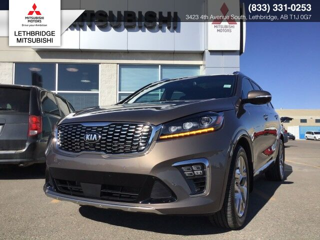 2019 Kia Sorento SXL Limited WITH BLACK NAPPA LEATHER, WITH SMART LIFT GATE,FULLY LOADED, HEATED FRONT AND REAR SEATS, ONLY 11232 KMS!!!!! SXL Limited WITH BLACK NAPPA LEATHER, WITH SMART LIFT GATE,FULLY LOADED, HEATED FRONT AND REAR SEATS, ONLY 11232 KMS!!!!! Lethbridge AB