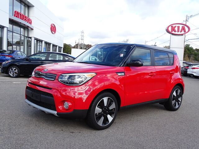 2019 Kia Soul + South Attleboro MA