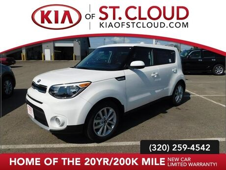2019 Kia Soul + St. Cloud MN