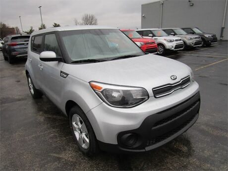 2019 Kia Soul BASE AUTO Evansville IN