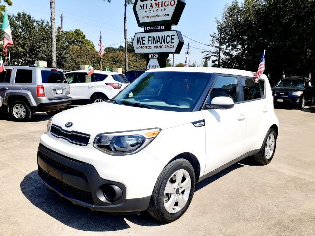 2019 Kia Soul Base 6A Houston TX
