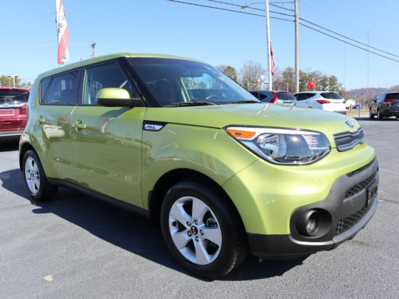 2019 Kia Soul Base Knoxville TN