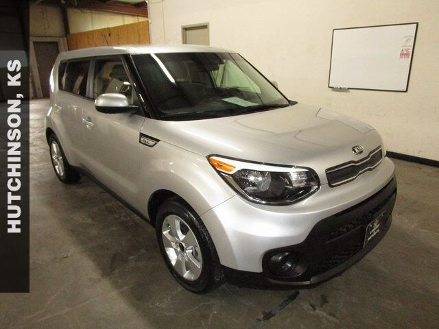 2019 Kia Soul Base Hutchinson KS