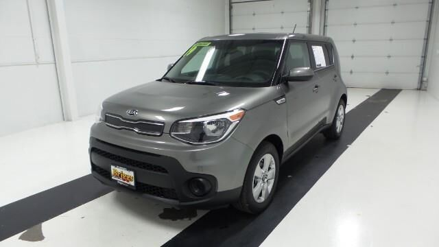 2019 Kia Soul Base Manual Topeka KS