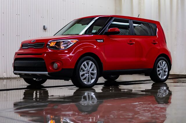 2019 Kia Soul EX BCam HSeat Red Deer AB