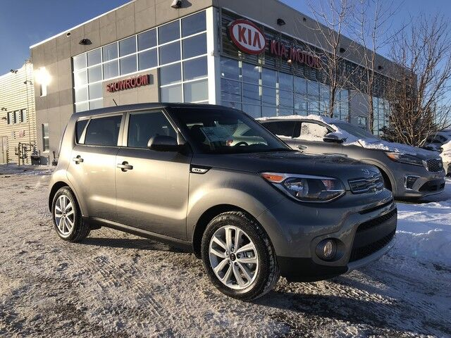 2019 Kia Soul EX FWD 2.0L *REARVIEW CAMERA/BLUETOOTH/HEATED CLOTH SEATS* Edmonton AB
