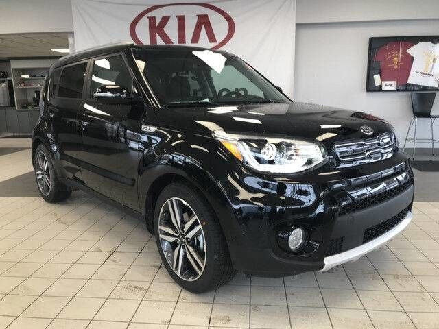 2019 Kia Soul EX Premium FWD 2.0L *LEATHER HEATED SEATS/PANORAMIC SUNROOF/BLIND SPOT DETECTION* Edmonton AB