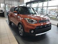Kia Soul EX Tech FWD 2.0L *INTEGRATED NAVIGATION SYSTEM/HARMAN KARDON PREMIUM AUDIO/HEATED & COOLED LEATHER FRONT SEATS* 2019