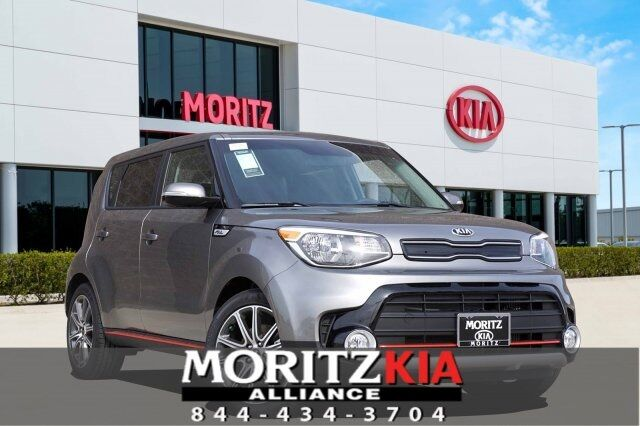 2019 Kia Soul Exclaim Fort Worth TX