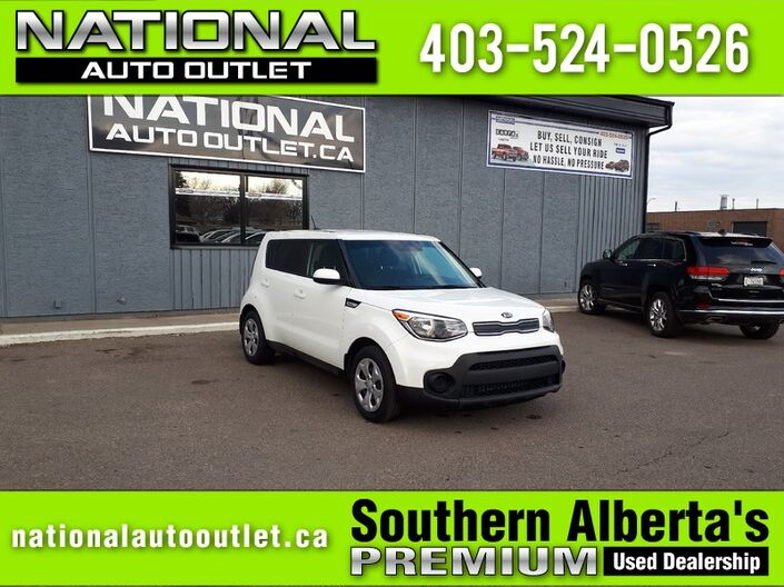 2019 Kia Soul LX - BACK UP CAMERA Lethbridge AB