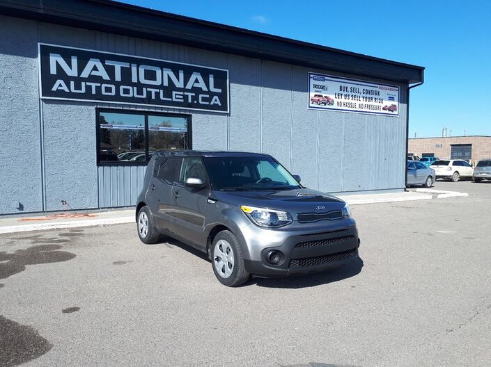 2019 Kia Soul LX - CLEAN CARFAX - BACK UP CAMERA Lethbridge AB