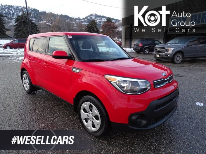 2019 Kia Soul LX, No Accidents! Low KM's, Back-up Camera Kelowna BC