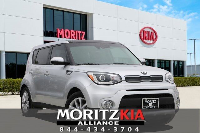 2019 Kia Soul Plus Fort Worth TX